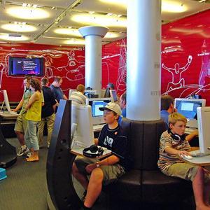 Интернет-кафе Мелеуза